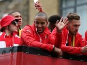 Tin bên lề bóng đá - Walcott chưa chắc chắn ở lại Arsenal