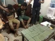 Bản tin 113 - 9X vận chuyển 40 bánh heroin bằng taxi