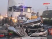 Video An ninh - Lời khai của tài xế container gây tai nạn thảm khốc