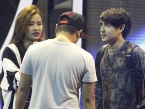 Ca nhạc - MTV - Đông Nhi gây ấn tượng mạnh khi trở lại VN Idol sau 8 năm