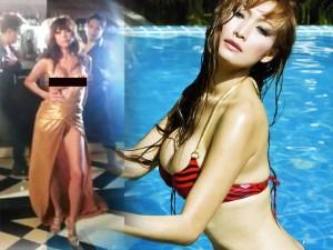 Thời trang - Cựu á hậu Thái Lan hớ hênh khi quay MV