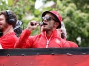 Bóng đá Ngoại hạng Anh - Wilshere xúc phạm Tottenham, Arsenal ra mặt xin lỗi