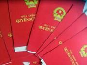 An ninh Xã hội - Khởi tố đối tượng dùng 53 sổ đỏ lừa 30 tỷ