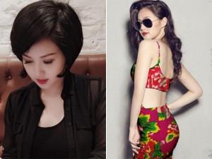 Bà bầu Tâm Tít tăng 12kg vẫn đẹp như thời con gái