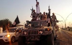 Tin tức trong ngày - Iraq thừa nhận mất hàng nghìn xe bọc thép vào tay IS