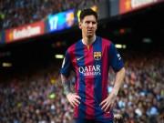 Bóng đá Tây Ban Nha - Gặp Juve, Messi & Barca có thể mất hết phép màu