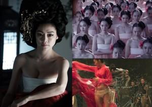 Phim - Phim cổ trang ngập cảnh nóng cháy vé tại Hàn