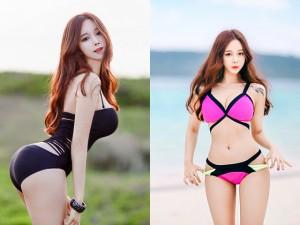 Bạn trẻ - Cuộc sống - Hot girl đẹp nhất xứ Hàn khoe thân hình tuyệt mỹ