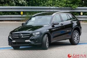 """Ô tô - Xe máy - """"Hàng nóng' Mercedes-Benz GLC lộ diện"""