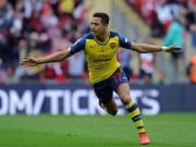 Bóng đá Ngoại hạng Anh - Sanchez: Động cơ vĩnh cửu của Arsenal