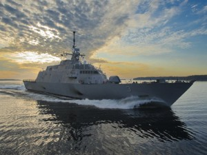 Thế giới - Mỹ sẽ điều tàu chiến nào tới Biển Đông để răn đe TQ?