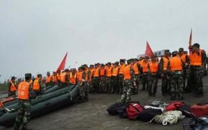 Thế giới - Chủ tịch TQ chỉ đạo cứu nạn chìm tàu chở 458 người
