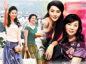 Trị mụn và nám da - 7 bà mẹ trẻ, quyến rũ của mỹ nhân showbiz Trung Quốc