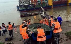Tin tức trong ngày - Chìm tàu ở TQ: Bắt thuyền trưởng, kỹ sư trưởng