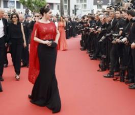 """Phim - Lý Nhã Kỳ tiết lộ """"bí mật"""" sau vẻ lộng lẫy ở Cannes"""