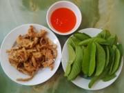 Ẩm thực - Thịt chua ống nứa, lá ổi - đặc sản vùng đất Tổ