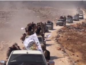 Thế giới - Bị IS đánh rát, quân nổi dậy Syria cầu cứu
