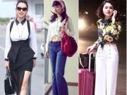 Thời trang - Gu mặc xuề xòa, lỗi mốt nên tránh của sao Việt
