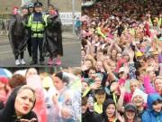"""Tin bên lề thể thao - Giải marathon có số lượng thí sinh nữ """"khổng lồ"""""""
