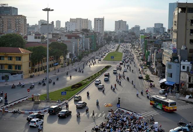 """Tin tức trong ngày - Hà Nội: Lại thêm kỷ lục """"con đường đắt nhất hành tinh"""""""