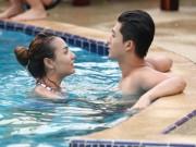 """Ngôi sao điện ảnh - Hồng Quế: """"Không thể ngăn tình cảm với Harry Lu"""""""