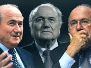 Tin bên lề bóng đá - Sepp Blatter từ chức, bóng đá thế giới hả hê