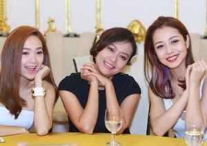 Phim - Minh Hằng, Jennifer Phạm, Hồng Ánh lộ tính cách thật