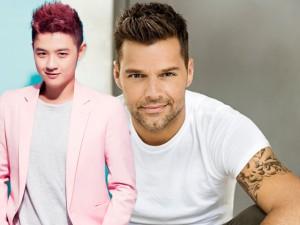 """Ca nhạc - MTV - Thanh Duy lo ngại """"kém nam tính"""" khi hóa Ricky Martin"""