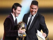 """Bóng đá - Messi thần tượng Ro """"béo"""" nhưng học theo Zidane"""