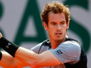 Tennis - Roland Garros ngày 11: Murray thăng hoa