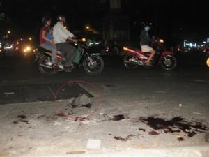 An ninh Xã hội - Hỗn chiến trong đêm, một thanh niên bị chém chết