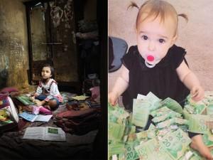 8X + 9X - Buốt lòng sự khác biệt giữa trẻ nhà giàu và nhà nghèo