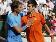 Thể thao - Djokovic phấn khích, Nadal hứa phục thù