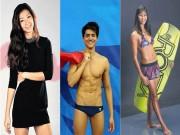 Thể thao - Hà Thanh và 10 VĐV có gương mặt đẹp nhất SEA Games