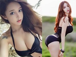 Thể dục thẩm mỹ - Mặt mộc và mẹo làm đẹp của đệ nhất hot girl xứ Hàn