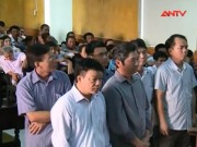 """Video An ninh - Quan huyện lập hồ sơ khống """"ăn"""" tiền giải phóng mặt bằng"""