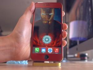 """Điện thoại - Chiêm ngưỡng iPhone 6 phiên bản """"Người sắt"""" độc đáo"""