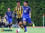 Video hot SEA Games 28 - U23 Malaysia - U23 Thái Lan: Thành quả xứng đáng