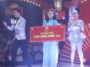 Ngôi sao điện ảnh - Cô giáo giành 100 triệu từ Trấn Thành: Liều ăn nhiều!