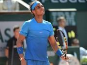 Tennis - Nadal lao dốc thê thảm trên BXH ATP