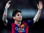 """Cup C1 - Champions League - CK Cúp C1: Cả thế giới """"chống lại"""" Messi và Barca"""