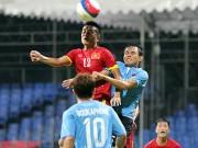 Video hot SEA Games 28 - U23 Việt Nam - U23 Lào: Người hùng bất đắc dĩ