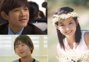Xót xa với cuộc sống côi cút của 2 người con Choi Jin Sil