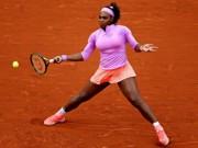 Thể thao - Serena – Bacsinszky: Kịch bản quen thuộc (BK Roland Garros)