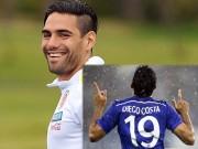 Ngôi sao bóng đá - Chấp nhận giảm lương, Falcao về Chelsea thế Costa