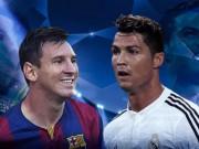 Cup C1 - Champions League - Bỏ xa Ronaldo, Messi xuất sắc nhất lịch sử Cup C1