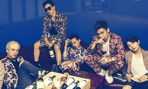 """Ca nhạc - MTV - Chán máu lửa, Big Bang lại tung MV """"nắng vàng, biển xanh"""""""