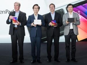 Máy tính bảng - Asus công bố loạt tablet ZenPad mới tại Computex 2015