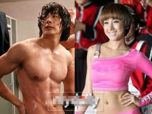 Video clip làm đẹp - Bóc trần bí quyết tạo cơ bụng giả của mỹ nam mỹ nữ Hàn