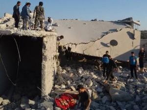 Thế giới - Sở chỉ huy IS bị san phẳng vì 1 bức ảnh tự sướng